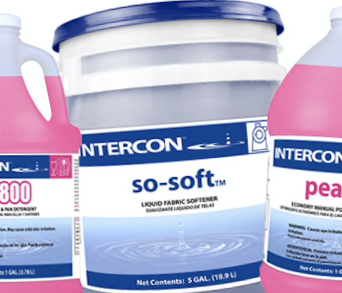 Intercon Dish & Laundry Chemicals