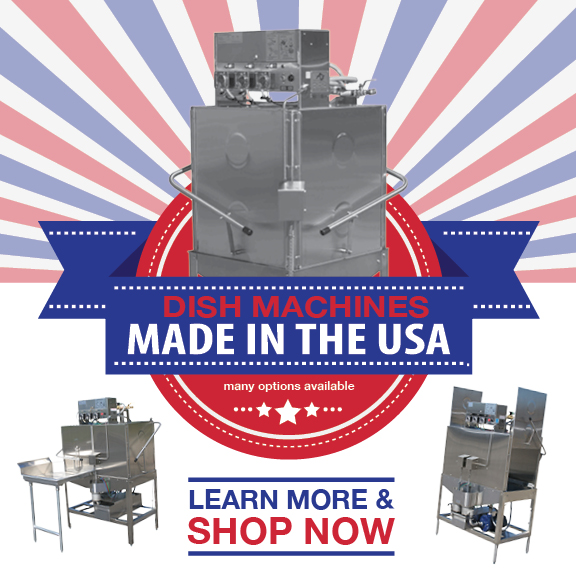 Dish Machines from the heart of the Midwest